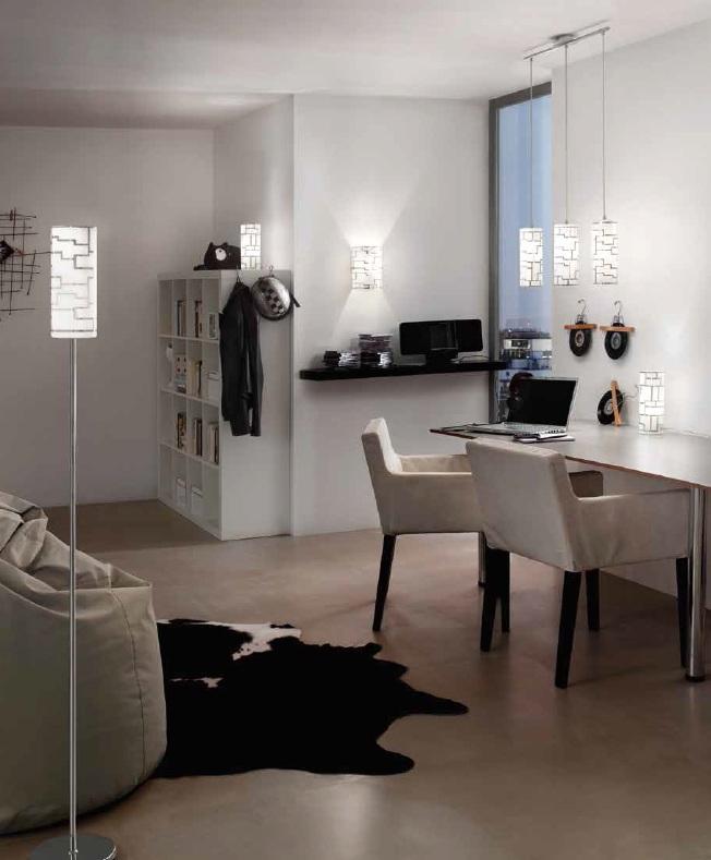 EGLO 92563 BAYMAN lustr nejen k jídelnímu stolu