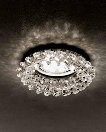 EGLO 92679 TORTOLI vestavné bodové svítidlo 230v nejen do ložnice