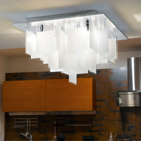 EGLO 92726 CONDRADA 1 stropní svítidlo nejen do kuchyně, jídelny