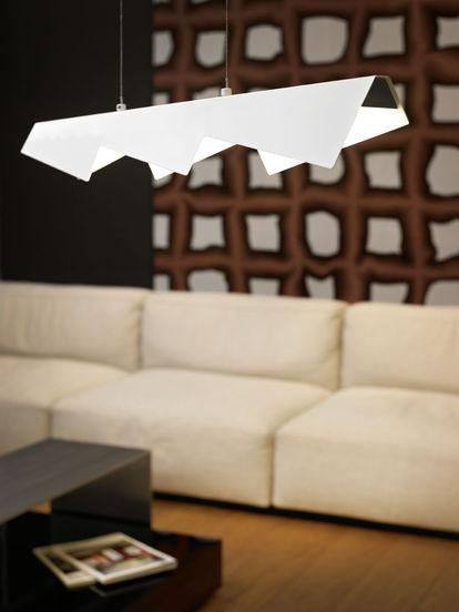 EGLO 92775 RUFO 1 lustr nejen k jídelnímu stolu