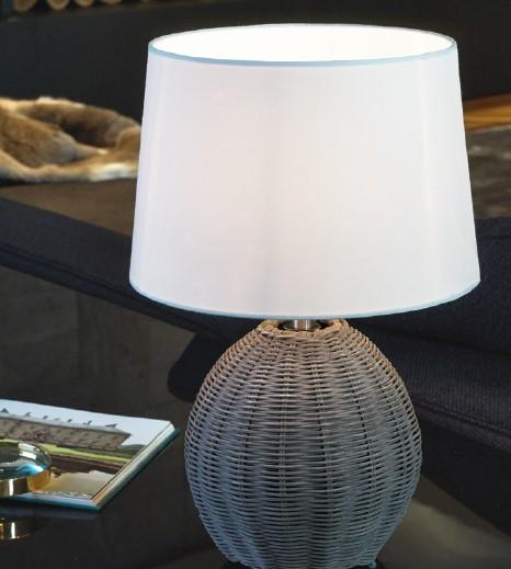 EGLO 92913 ROIA stolní lampa nejen do ložnice