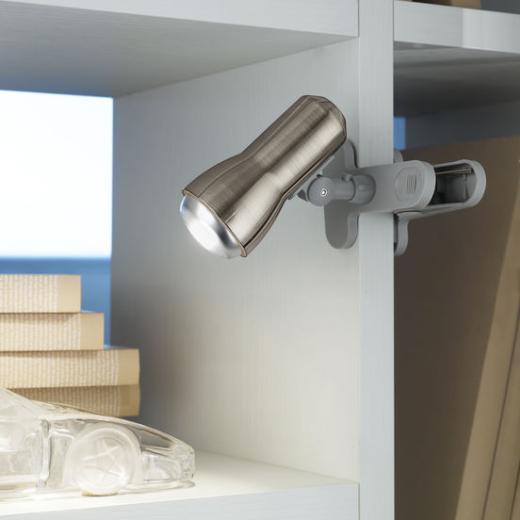 EGLO 92919 ANCONA lampička na klip nejen do ložnice