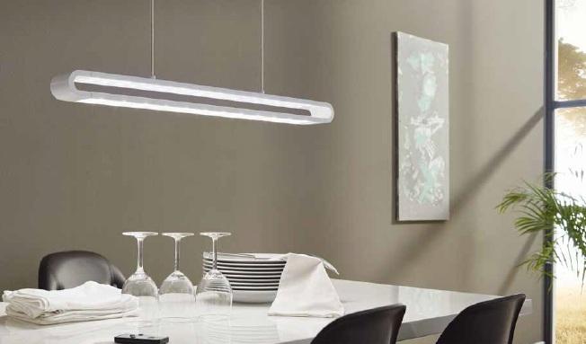 EGLO 93006 PERILLO lustr nejen k jídelnímu stolu