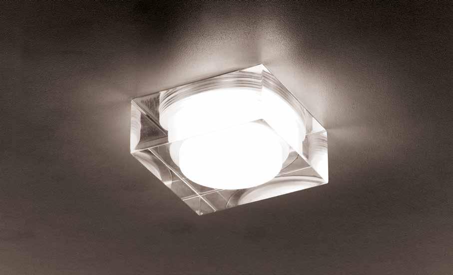 EGLO 93109 TORTOLI vestavné bodové svítidlo 230v nejen do ložnice