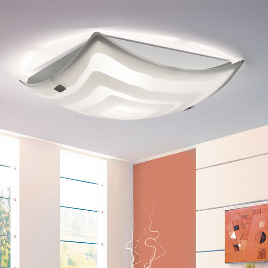 EGLO 93284 LED BORGO přisazené svítidlo nejen do ložnice