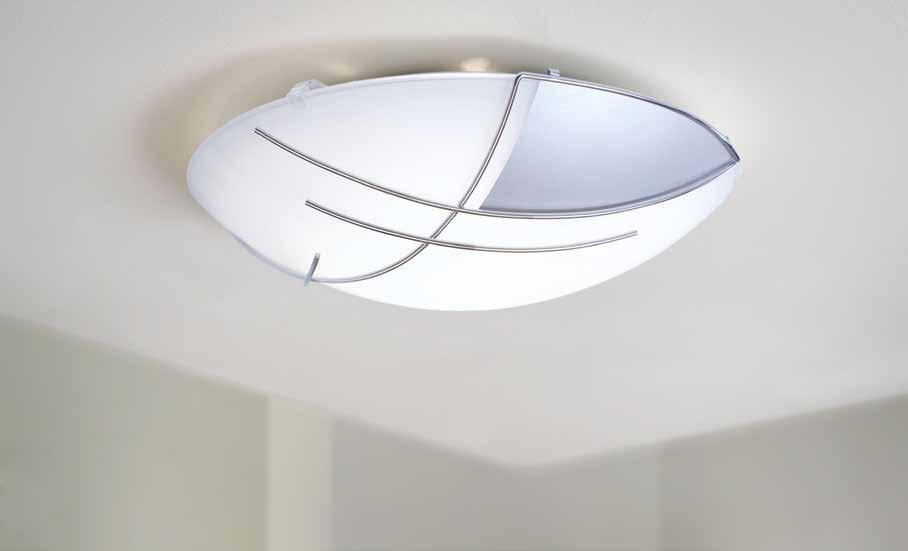 EGLO 93289 LED RAYA přisazené svítidlo nejen do kuchyně, jídelny