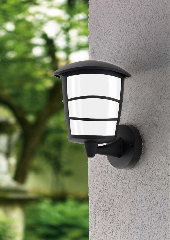 EGLO 93517 ALORIA-LED venkovní svítidlo nástěnné nejen před dům, na dům, na cestu
