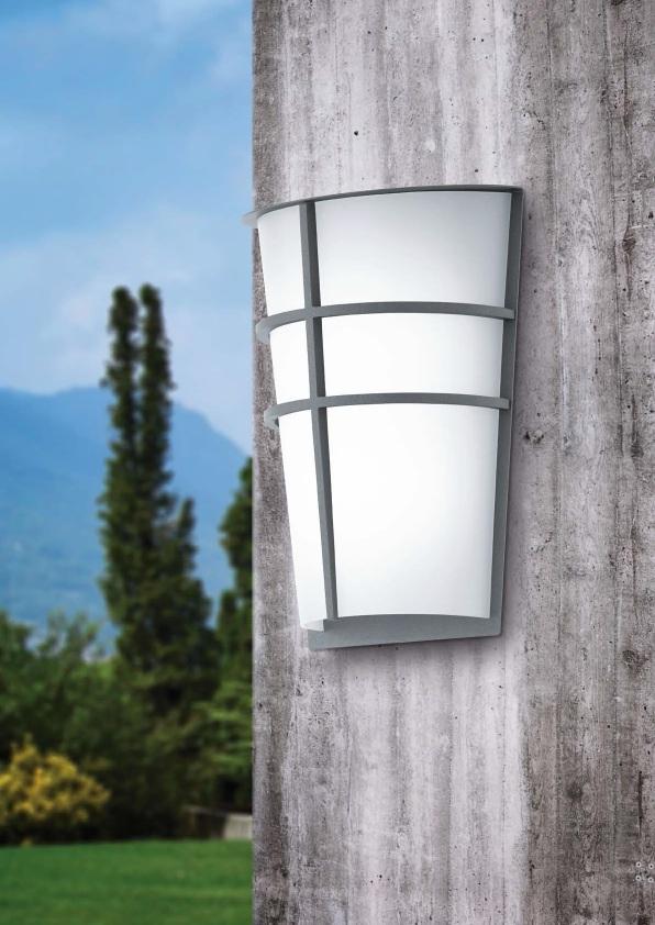EGLO 94138 BREGANZO venkovní svítidlo nástěnné nejen na zahradu