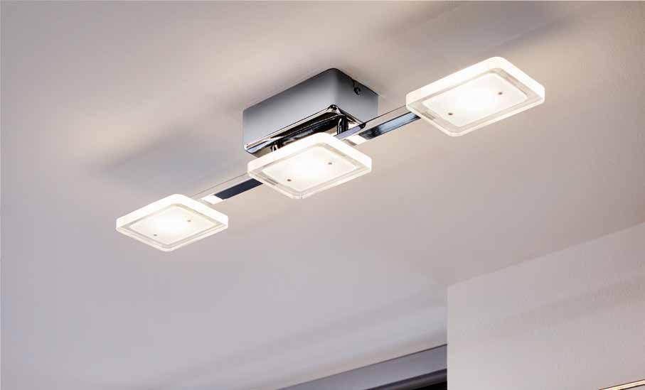 EGLO 94155 CARTAMA stropní svítidlo nejen do chodby a předsíně