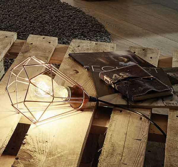 EGLO 94197 TARBES stolní lampa nejen do obýváku
