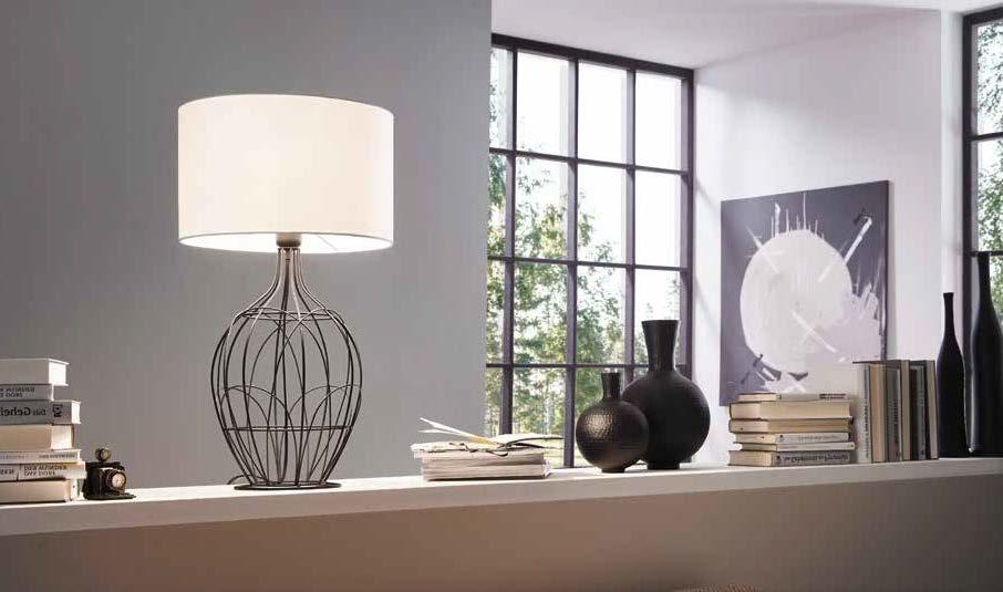 EGLO 94607 FAGONA stolní lampa nejen do ložnice