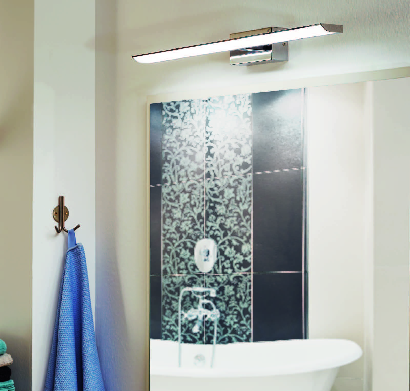 EGLO 94615 TABIANO svítidlo nad zrcadlodo koupelny