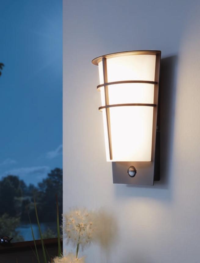 EGLO 96017 BREGANZO 1 venkovní svítidlo nástěnné