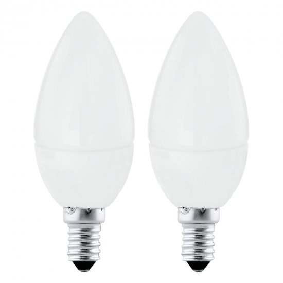 EGLO 10792 led žárovka E14 2x4W