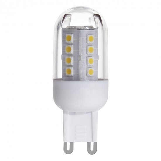 EGLO 11461 led žárovka G9 2x2.5W 3000