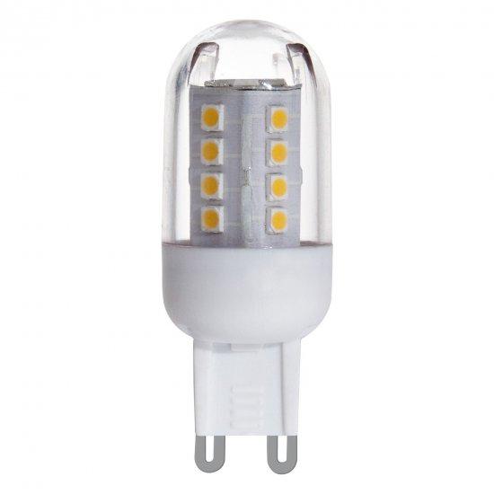 EGLO 11462 led žárovka G9 2x2.5W 4000