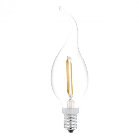EGLO 11493 LED žárovka E14 1x2W 2700