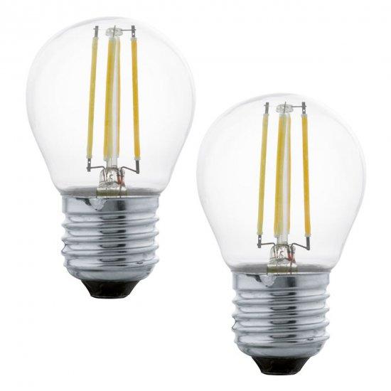 EGLO 11506 led žárovka E27/G4 2x4W 2700
