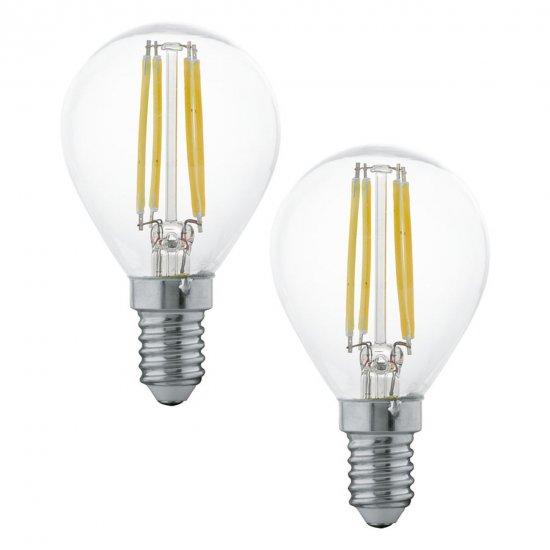 EGLO 11507 LED žárovka E14 2x4W 2700