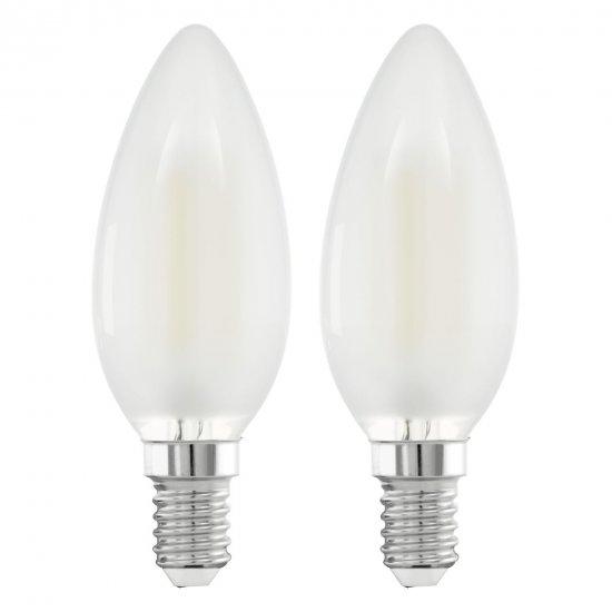 EGLO 11524 LED žárovka E14 2x4W