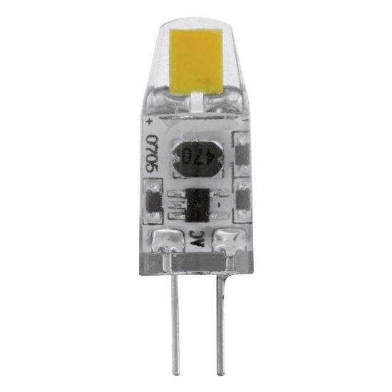 EGLO 11551 LED žárovka G4 2x1.2W 2700