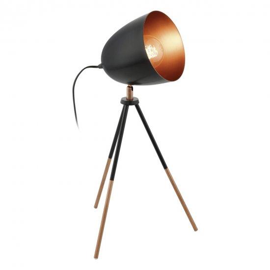 EGLO 49385 CHESTER Pokojová stolní lampa + 3 roky záruka ZDARMA!