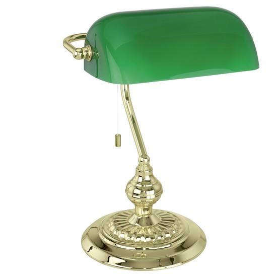 EGLO EG90967 BANKER Pracovní lampička + 3 roky záruka ZDARMA!
