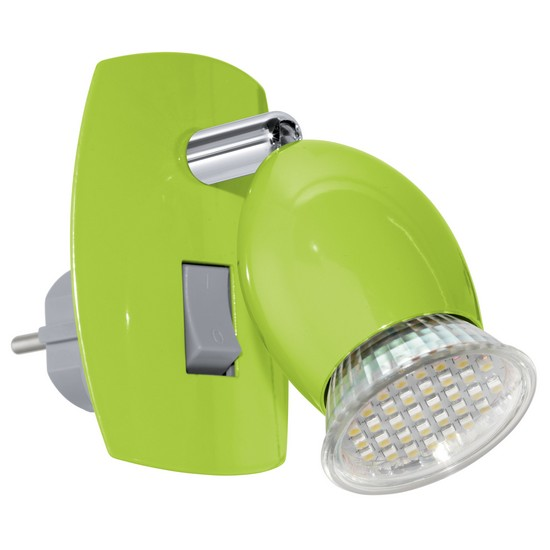 EGLO 92923 BRIVI 1 Zásuvkové svítidlo + 5 let záruka ZDARMA!