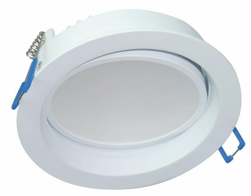 FULGUR FU LD3021T bílá 5000K LD3021T Vestavné bodové svítidlo 230V + 3 roky záruka ZDARMA!