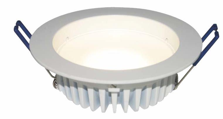FULGUR LD4030 stříbrná 5000K LD4030 vestavné bodové svítidlo 230v + 3 roky záruka ZDARMA!