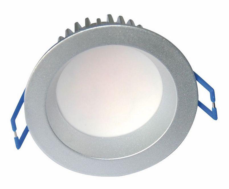 FULGUR FU LD6035 LED LD6035 stříbrná 5000K vestavné svítidlo Fulgur + 3 roky záruka ZDARMA!