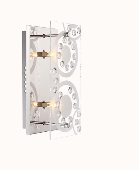 GLOBO 48690-2 Nástěnné svítidlo + 3 roky záruka ZDARMA!