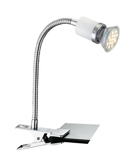 GLOBO GL 57996-1K Stolní lampička na klip + 3 roky záruka ZDARMA!