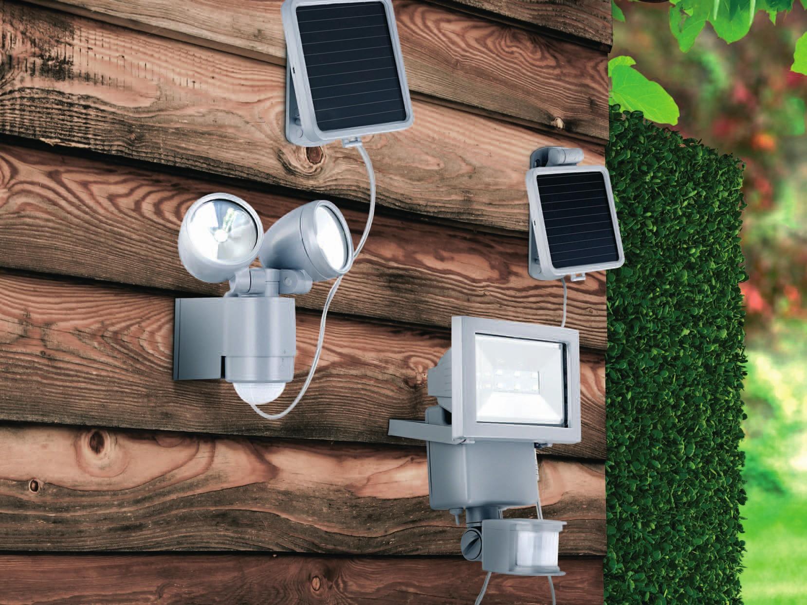 GLOBO 3716S  solární svítidlo nejen před dům, na dům, na cestu