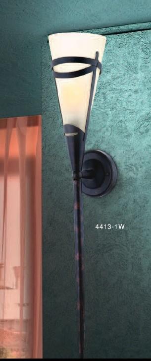 GLOBO 4413-1W  nástěnné svítidlo nejen do obýváku