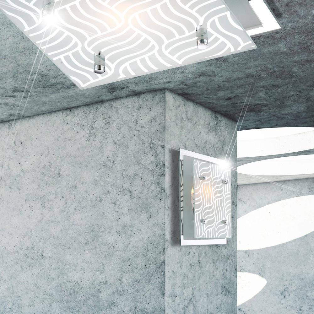 GLOBO 48161-2  přisazené svítidlo nejen do ložnice