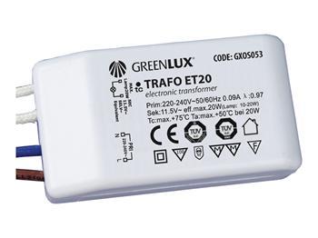 GREENLUX GXOS053 trafa, zdroje a napájení + 3 roky záruka ZDARMA!