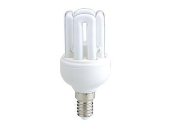 GREENLUX GXZK007 Úsporná žárovka E14 9W