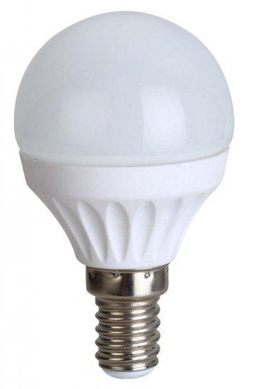 GREENLUX GXDS017 DAISY LED SMD 2835 E14 WW LED žárovka E14 5W studená bílá