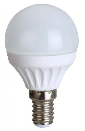 GREENLUX GXDS018 led žárovka E14 5W teplá bílá