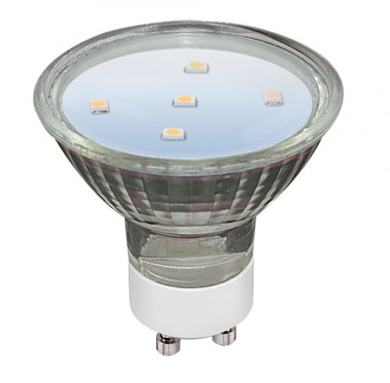 GREENLUX GXDS019 led žárovka GU10 2W studená bílá