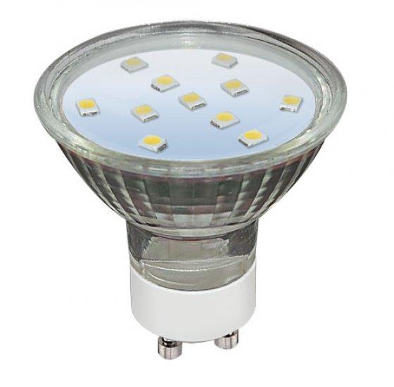 GREENLUX GXDS021 led žárovka GU10 4W studená bílá