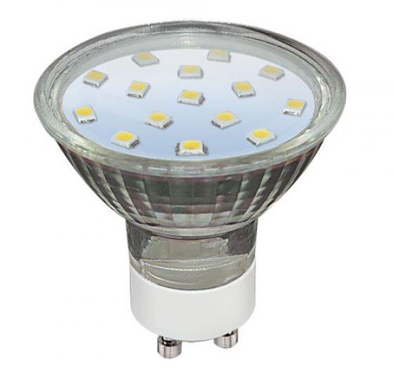 GREENLUX GXDS023 DAISY LED HP 5W GU10 CW LED žárovka GU10 5W studená bílá