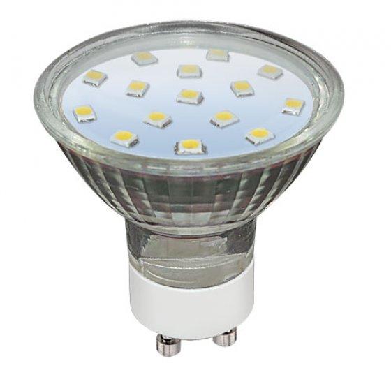 GREENLUX GXDS024 DAISY LED HP 5W GU10 WW LED žárovka GU10 5W teplá bílá