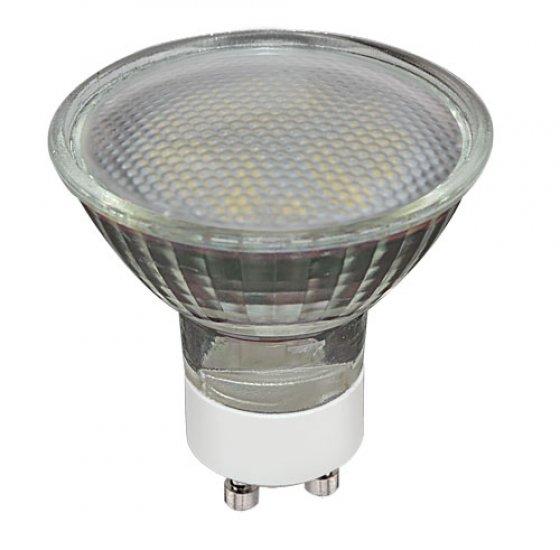 GREENLUX GXDS027 led žárovka GU10 7W studená bílá