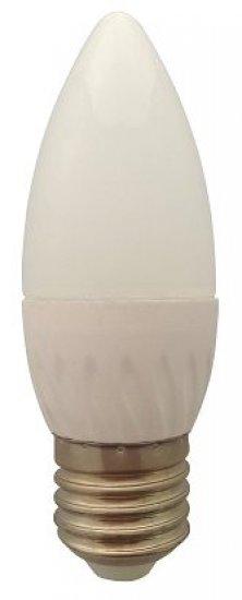 GREENLUX GXDS044 led žárovka E27 7W teplá bílá
