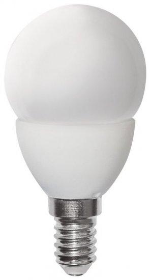 GREENLUX GXLZ191 LED MINIGLOBE E14 5W-WW LED žárovka E14 5W teplá bílá