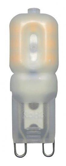 GREENLUX GXLZ261 led žárovka G9 3W teplá bílá