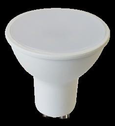 GREENLUX GXDS182 led žárovka GU10 5W teplá bílá