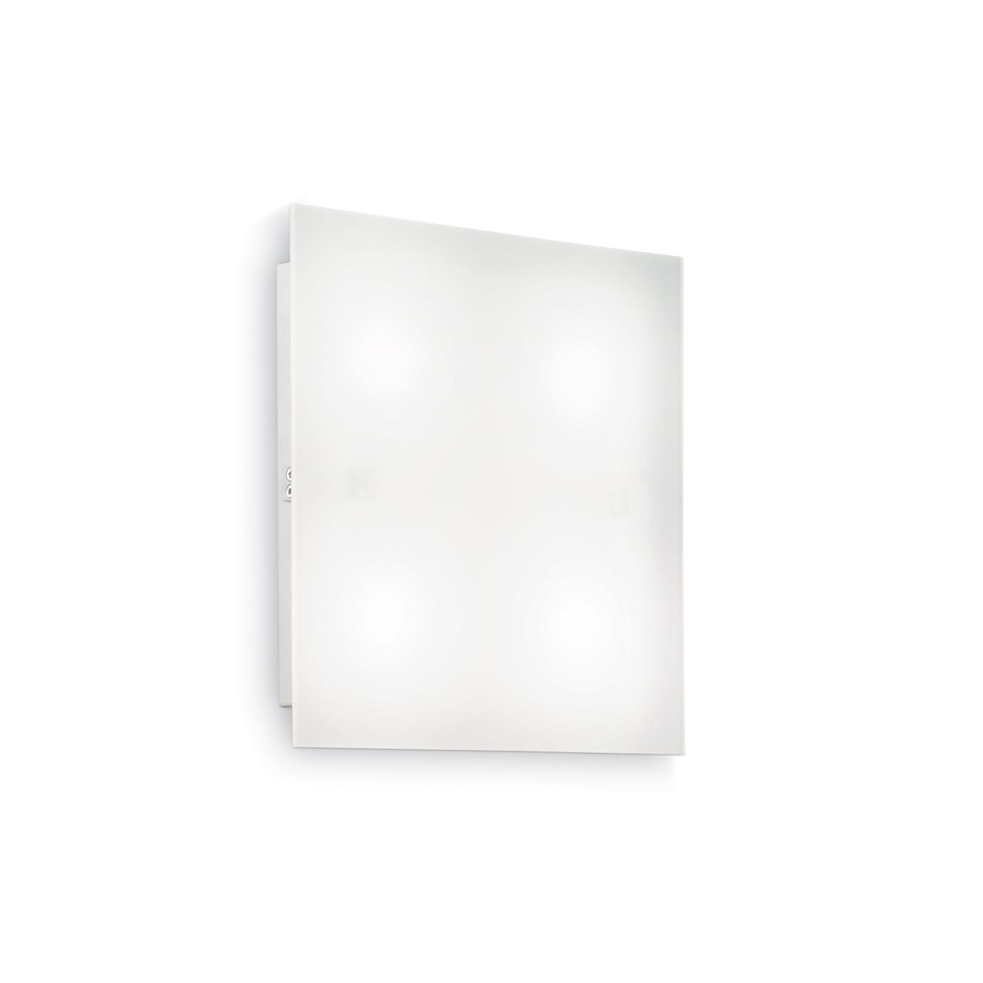 Ideal Lux IL 134895 FLAT PL4 svítidlo + 3 roky záruka ZDARMA!